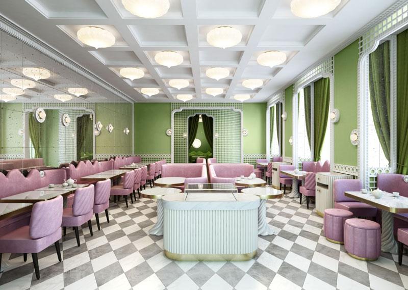 Breaking luxury news ladur e opens at quai des bergues in for Design hotel f 6 genf