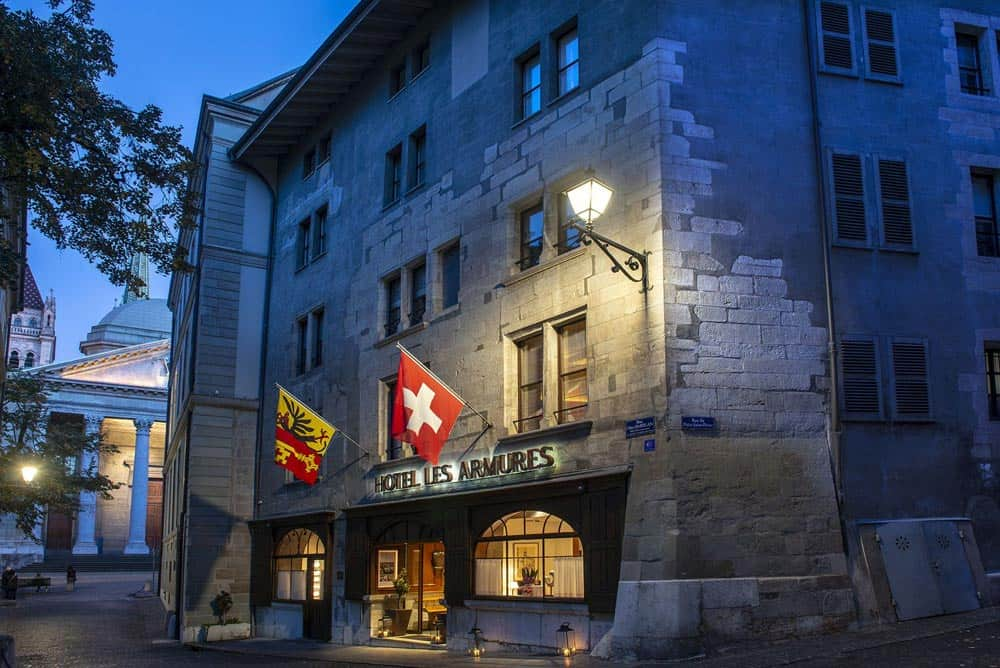 les-armures-luxury-hotel-geneve
