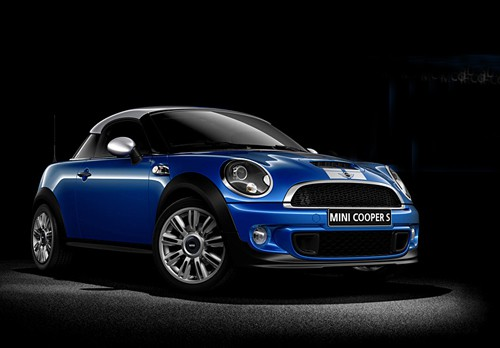 New mini cooper s coupe