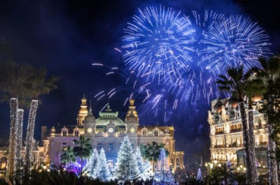 How to celebrate New Year's Eve in Monaco