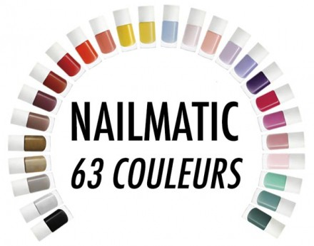 Nailmatic, when beauty meets generation Y