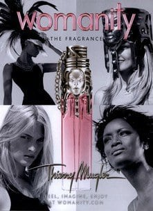 thierry mugler womanity original visual 2010