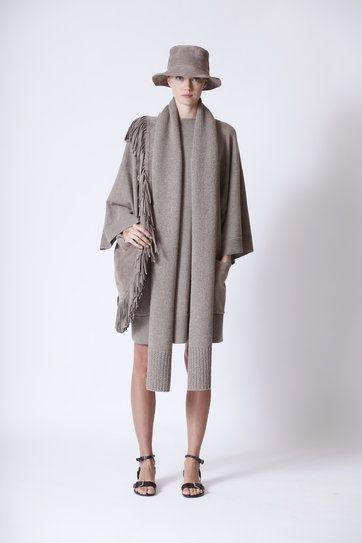 Michael Kors' Resort Collection: Organic cashmere
