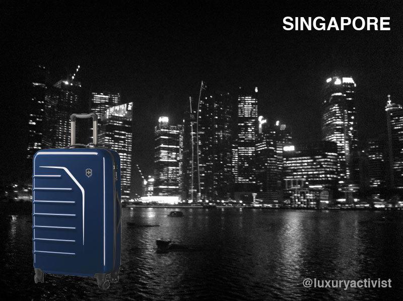 Victorinox Spectra by LuxuryActivist Singapore style
