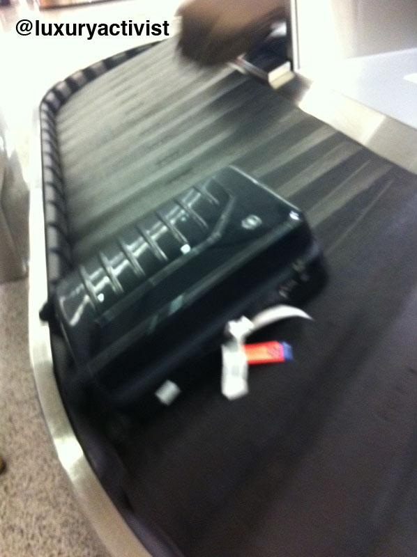 Victorinox Spectra at Shanghai Airport