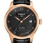 Tissot watches, exclusive selection for christmas
