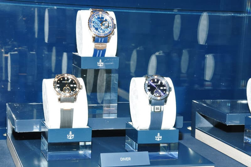 tenders-&-toys-monaco-yacht-show-2018-Ulysses-Nardin-diving-watch