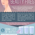 Tips for reducing skin problems rather than hiding them
