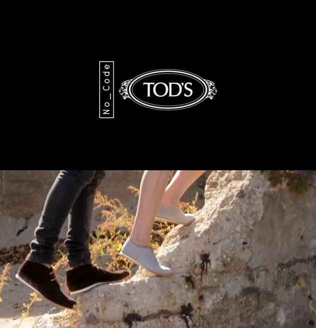 Tod's No_Code capsule by Jefferson Hack