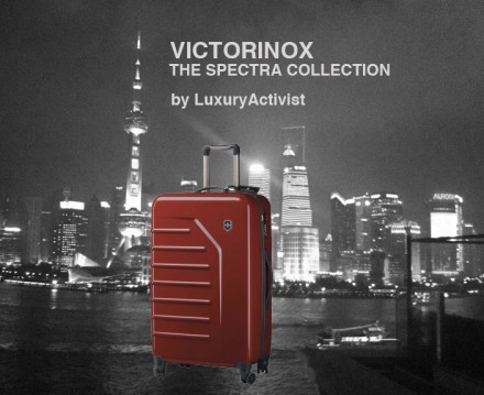 Victorinox Spectra collection – Traveling with style