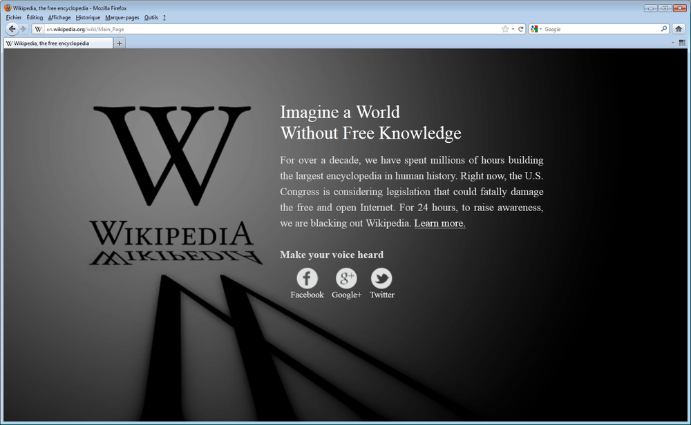 Would SOPA & PIPA damage the web?