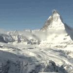 Zermatt, luxury holidays in winter.